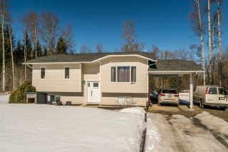 """Photo 1: 10160 FOREST HILL Place in Prince George: Beaverley House for sale in """"BEAVERLY"""" (PG Rural West (Zone 77))  : MLS®# R2446865"""