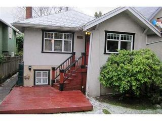Photo 1: 707 11TH Ave E in Vancouver East: Mount Pleasant VE Home for sale ()  : MLS®# V920461