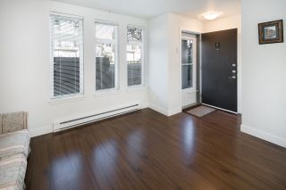 """Photo 6: 102 5632 KINGS Road in Vancouver: University VW Townhouse for sale in """"POLLOCK"""" (Vancouver West)  : MLS®# R2109342"""