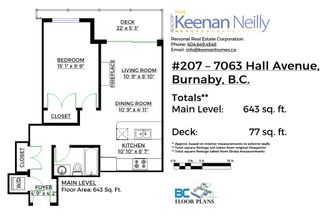 Photo 20: 207 7063 HALL AVENUE in Burnaby: Highgate Condo for sale (Burnaby South)  : MLS®# R2121220