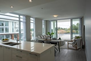 """Photo 14: 602 3188 RIVERWALK Avenue in Vancouver: South Marine Condo for sale in """"Currents at Water's Edge"""" (Vancouver East)  : MLS®# R2613034"""