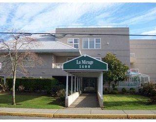 """Photo 1: 103 1400 VIEW Crescent in Tsawwassen: Beach Grove Condo for sale in """"LA MIRAGE"""" : MLS®# V745839"""