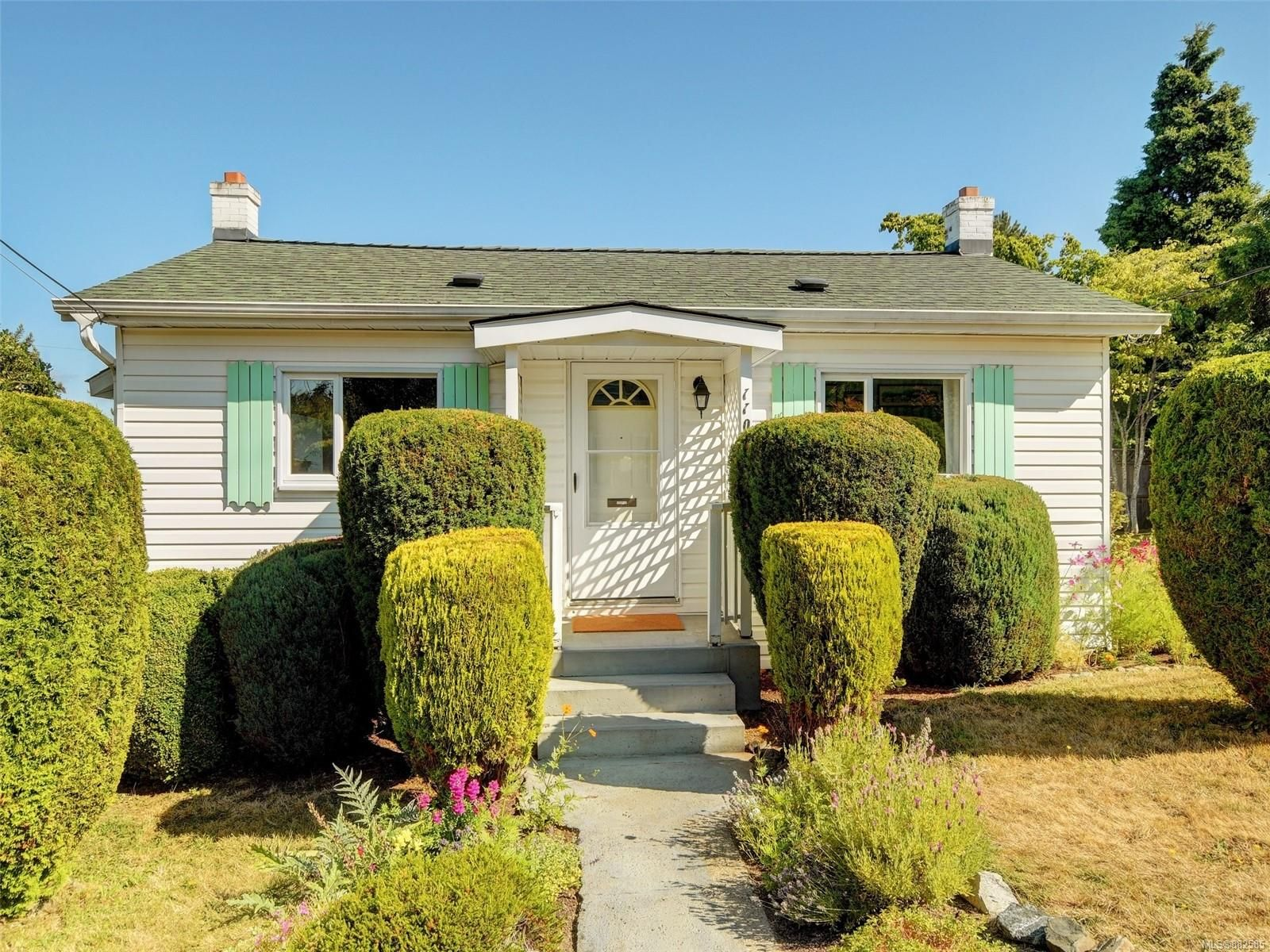 Main Photo: 1104 Glenora Pl in : SE Maplewood House for sale (Saanich East)  : MLS®# 882585
