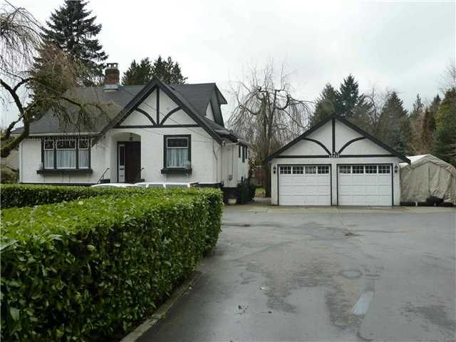 Main Photo: 12093 216TH Street in Maple Ridge: West Central House for sale : MLS®# V925727