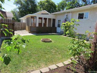Photo 17: 66 Bank Avenue in WINNIPEG: St Vital Residential for sale (South East Winnipeg)  : MLS®# 1418247
