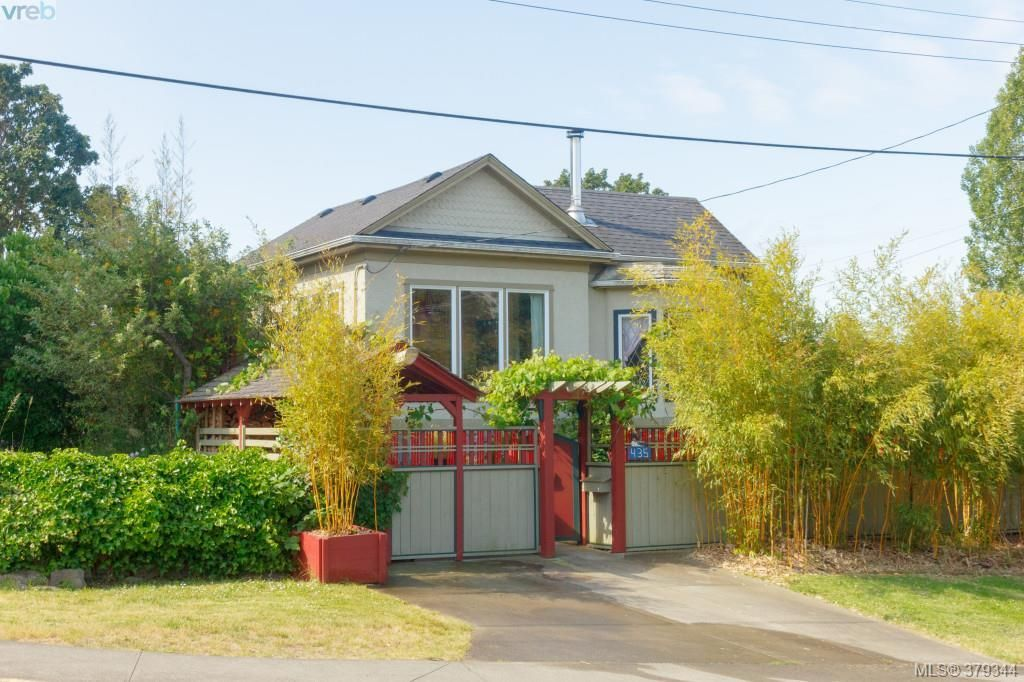 Main Photo: 435 Wilson St in VICTORIA: VW Victoria West House for sale (Victoria West)  : MLS®# 761868