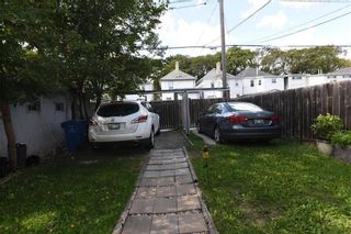 Photo 39: 806 Banning Street in Winnipeg: West End Residential for sale (5C)  : MLS®# 202122763