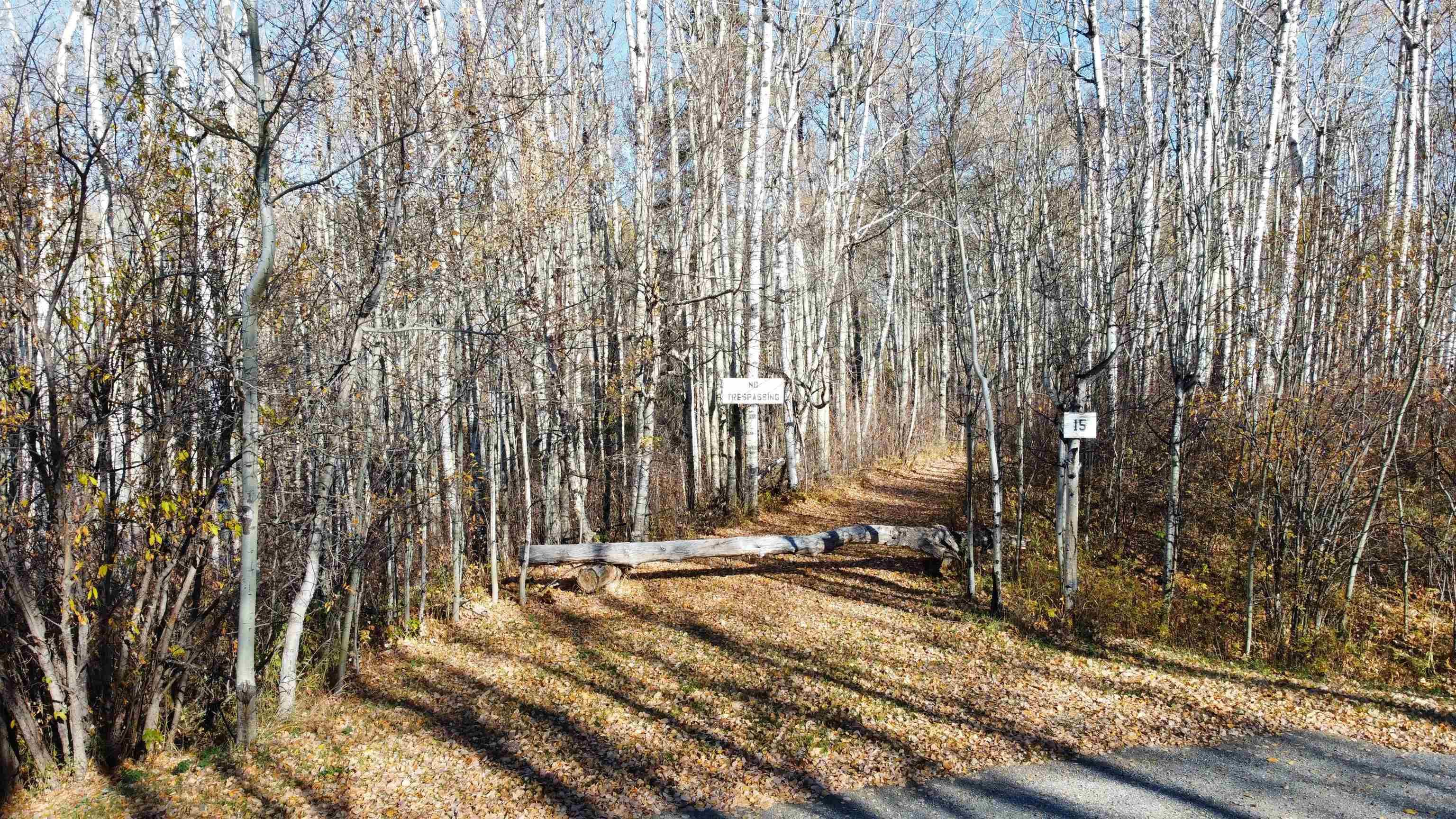 Main Photo: 15 54023 RGE RD 280: Rural Parkland County Rural Land/Vacant Lot for sale : MLS®# E4266505