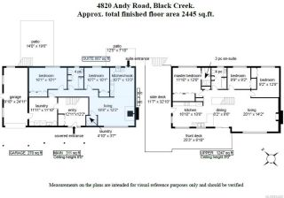 Photo 48: 4820 Andy Rd in CAMPBELL RIVER: CR Campbell River South House for sale (Campbell River)  : MLS®# 834542