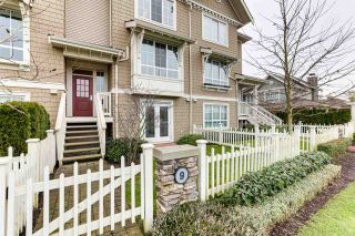 """Photo 1: 9 5510 ADMIRAL Way in Ladner: Neilsen Grove Townhouse for sale in """"CHARTERHOUSE"""" : MLS®# R2541811"""