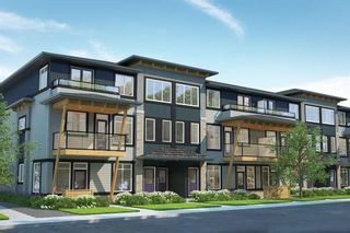 Main Photo: 244 Seton Passage SE in Calgary: Seton Row/Townhouse for sale : MLS®# A1061966