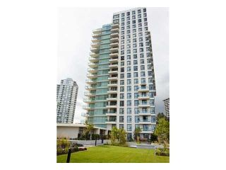 Photo 1: 602 2200 Douglas Road in Burnaby: Brentwood Park Condo for sale (Burnaby North)  : MLS®# V1089361