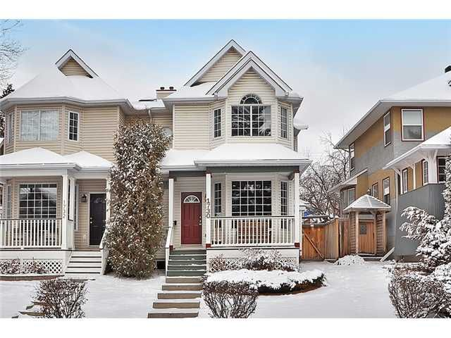 Main Photo: 1730 1 AV NW in CALGARY: Hillhurst House for sale (Calgary)  : MLS®# C3605924