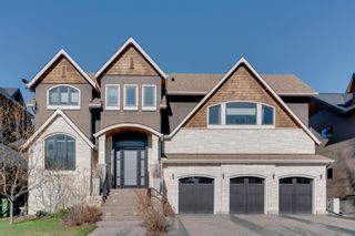 Main Photo: 21 Wexford Gardens SW in Calgary: West Springs Detached for sale : MLS®# A1101291