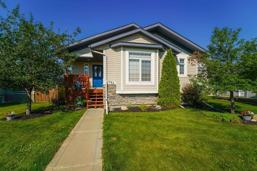 Main Photo: 322 Duston Street: Red Deer Detached for sale : MLS®# A1129025