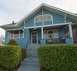 Main Photo: 4612 Quebec Street in vancouver: Main House for sale (Vancouver East)  : MLS®# V942274