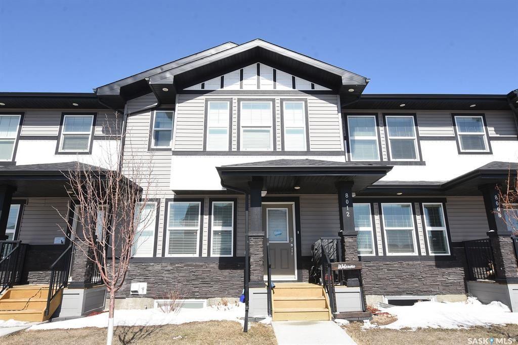Main Photo: 8012 Canola Avenue in Regina: Westerra Residential for sale : MLS®# SK847443