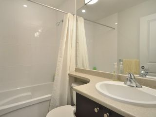 """Photo 9: 21 688 EDGAR Avenue in Coquitlam: Coquitlam West Townhouse for sale in """"GABLE"""" : MLS®# V880313"""