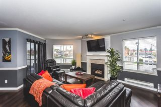 Photo 2: 101-5450-208th Street in Langley: Condo for sale