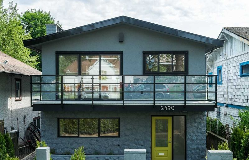FEATURED LISTING: 2490 PENDER Street East Vancouver