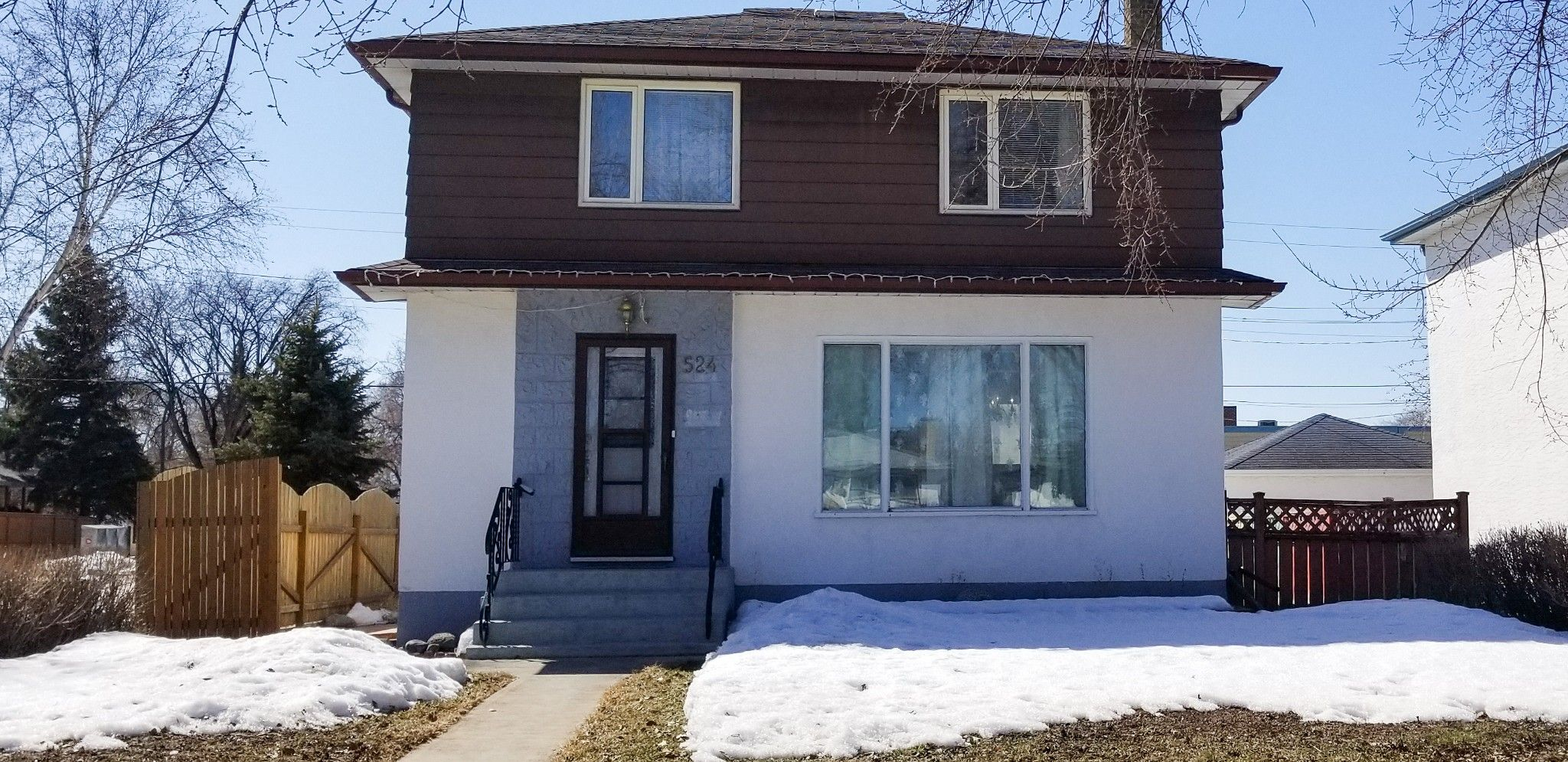 Main Photo: 524 Semple Avenue in Winnipeg: Single Family Attached for sale (4D)  : MLS®# 1906918