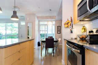Photo 9: 120 735 W 15 STREET in North Vancouver: Mosquito Creek Townhouse for sale : MLS®# R2467803