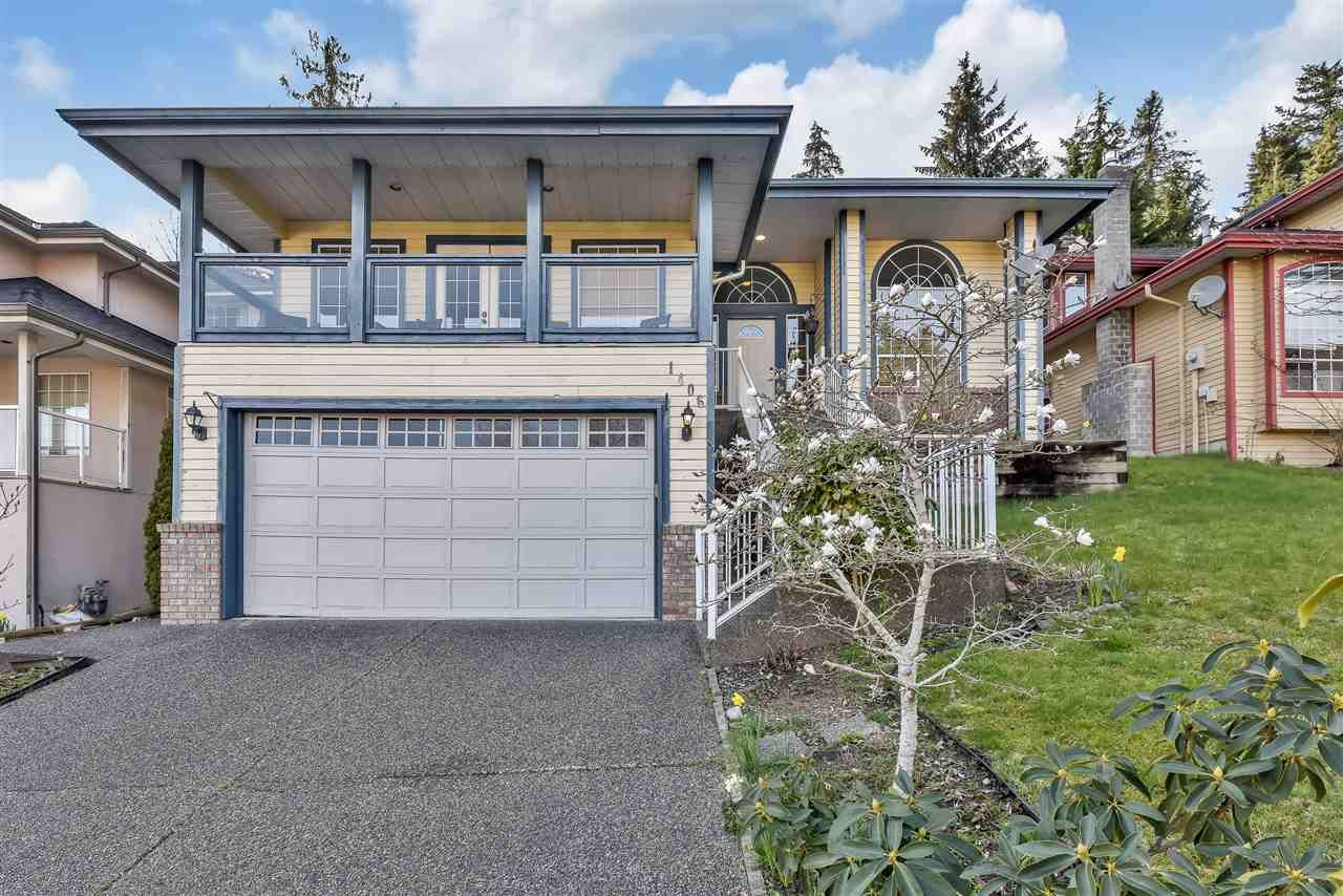 Main Photo: 1406 PURCELL Drive in Coquitlam: Westwood Plateau House for sale : MLS®# R2560719