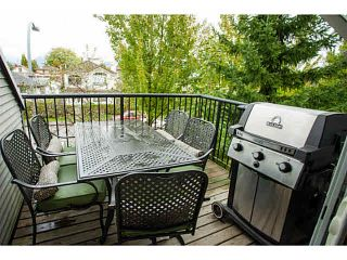 """Photo 8: 114 4238 ALBERT Street in Burnaby: Vancouver Heights Townhouse for sale in """"VILLAGIO ON THE HEIGHTS"""" (Burnaby North)  : MLS®# V1089614"""