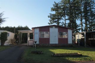 "Photo 1: 83 31313 LIVINGSTONE Avenue in Abbotsford: Abbotsford West Manufactured Home for sale in ""Paradise Park"" : MLS®# R2540453"