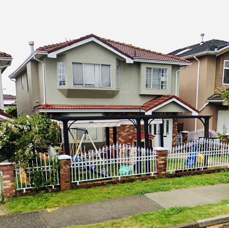 Main Photo: 4889 EARLES Street in Vancouver: Collingwood VE House for sale (Vancouver East)  : MLS®# R2494217