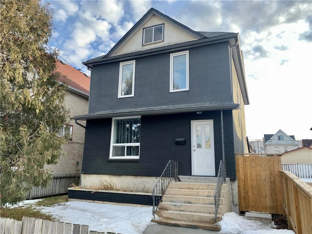 Main Photo: 516 Bannatyne Avenue in Winnipeg: Central Residential for sale (9A)  : MLS®# 202105318