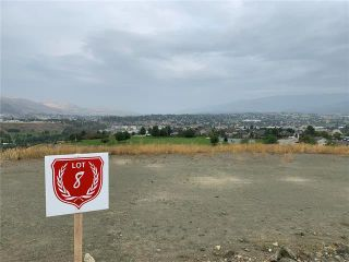 Photo 1: #Lot 8 965 Mt. Griffin Road, in Vernon: Vacant Land for sale : MLS®# 10215239