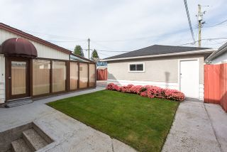 Photo 17: 3107 E 52ND AVENUE in Vancouver East: Killarney VE House for sale ()  : MLS®# R2011635