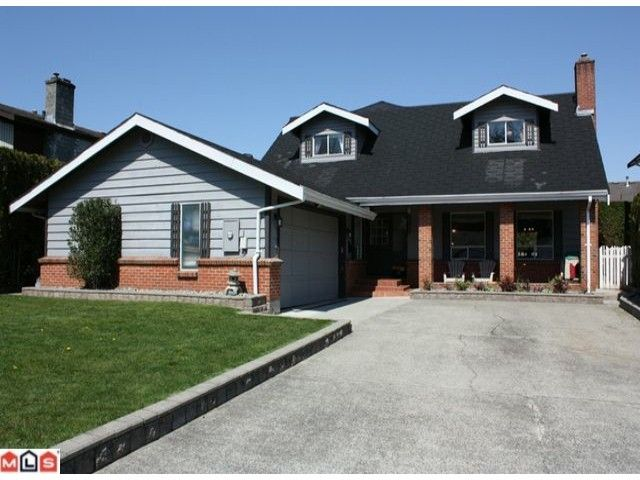 Main Photo: 32733 CHEHALIS Drive in Abbotsford: Abbotsford West House for sale : MLS®# F1100365