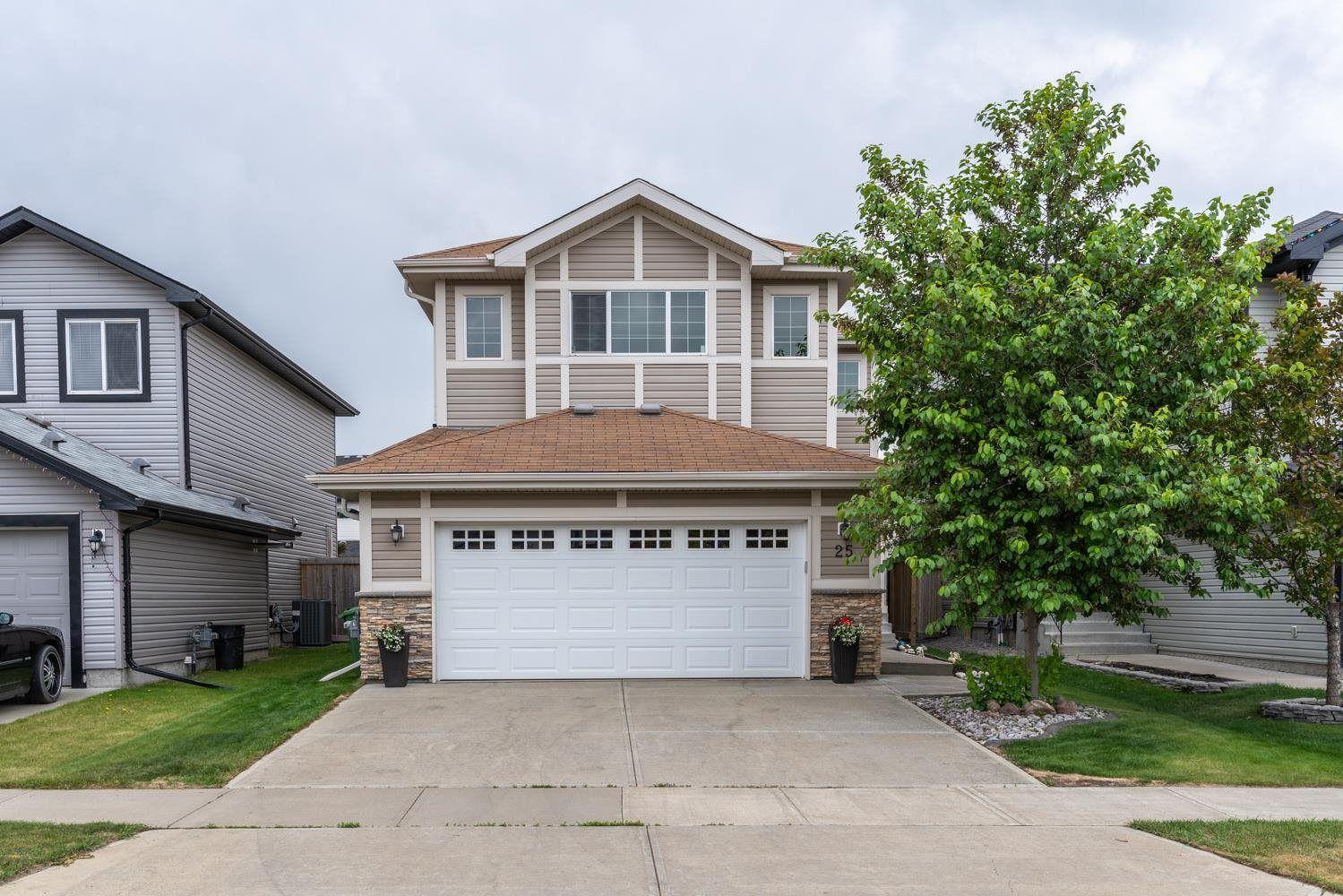 Main Photo: 25 CRANBERRY Bend: Fort Saskatchewan House for sale : MLS®# E4249048