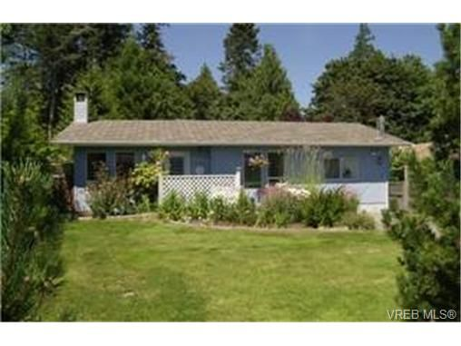 Main Photo: 6554 E Grant Rd in SOOKE: Sk Sooke Vill Core House for sale (Sooke)  : MLS®# 438912