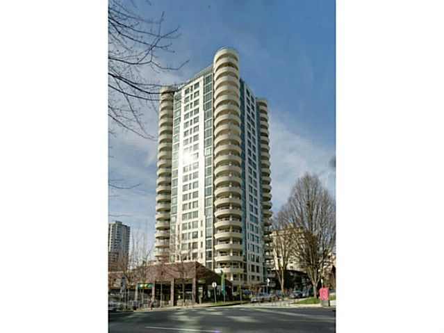 Main Photo: # 504 1020 HARWOOD ST in Vancouver: West End VW Condo for sale (Vancouver West)  : MLS®# V1108765