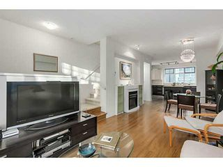 """Photo 4: 3732 WELWYN Street in Vancouver: Victoria VE Townhouse for sale in """"Stories"""" (Vancouver East)  : MLS®# V1095770"""