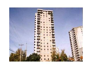 Photo 1: 1007 145 ST. GEORGES Avenue in North Vancouver: Lower Lonsdale Condo for sale : MLS®# V1117456