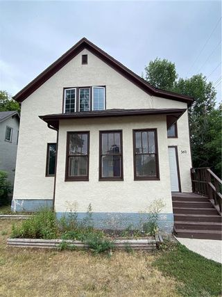 Photo 2: 361 St John's Avenue in Winnipeg: North End Residential for sale (4C)  : MLS®# 202120100