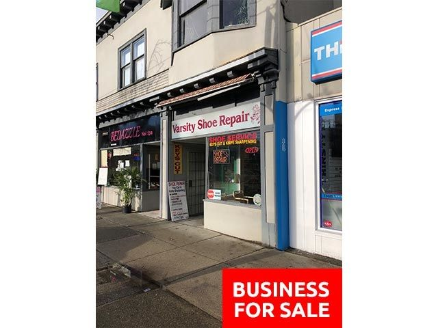 Main Photo: 4519 W 10 Avenue in Vancouver: Point Grey Business for sale (Vancouver West)  : MLS®# C8035726