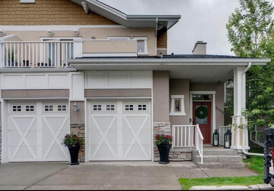 Main Photo: 3005 Patricia Landing SW in Calgary: Garrison Woods Row/Townhouse for sale : MLS®# A1117858