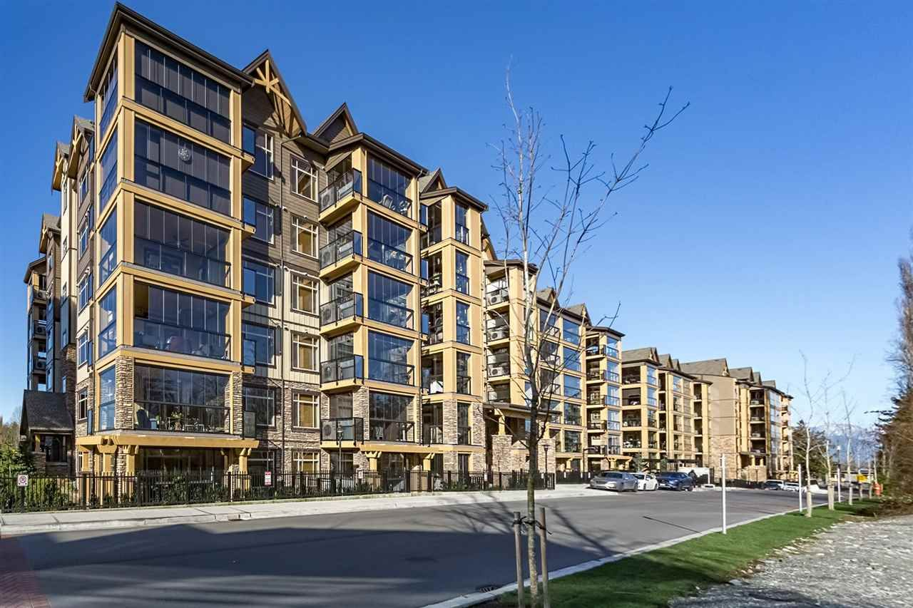 "Main Photo: 311 8157 207 Street in Langley: Willoughby Heights Condo for sale in ""Parkside 2 - Yorkson Creek"" : MLS®# R2238934"