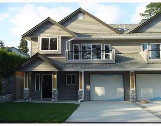 Photo 2: 1015B THOMAS Avenue in Coquitlam: Maillardville 1/2 Duplex for sale : MLS®# V683259