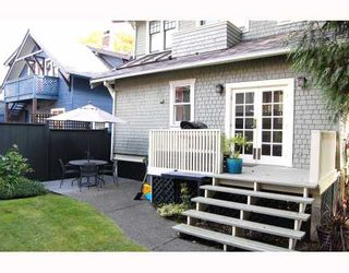 """Photo 8: 901 W 23RD Avenue in Vancouver: Cambie House for sale in """"DOUGLAS PARK"""" (Vancouver West)  : MLS®# V749791"""
