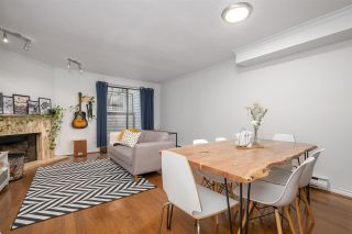 """Main Photo: 3 1266 W 6TH Avenue in Vancouver: Fairview VW Townhouse for sale in """"Camden Court"""" (Vancouver West)  : MLS®# R2558146"""