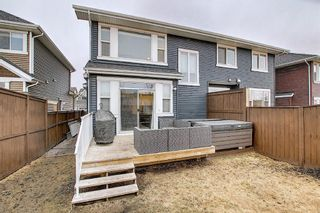 Photo 44: 570 River Heights Crescent: Cochrane Semi Detached for sale : MLS®# A1090524