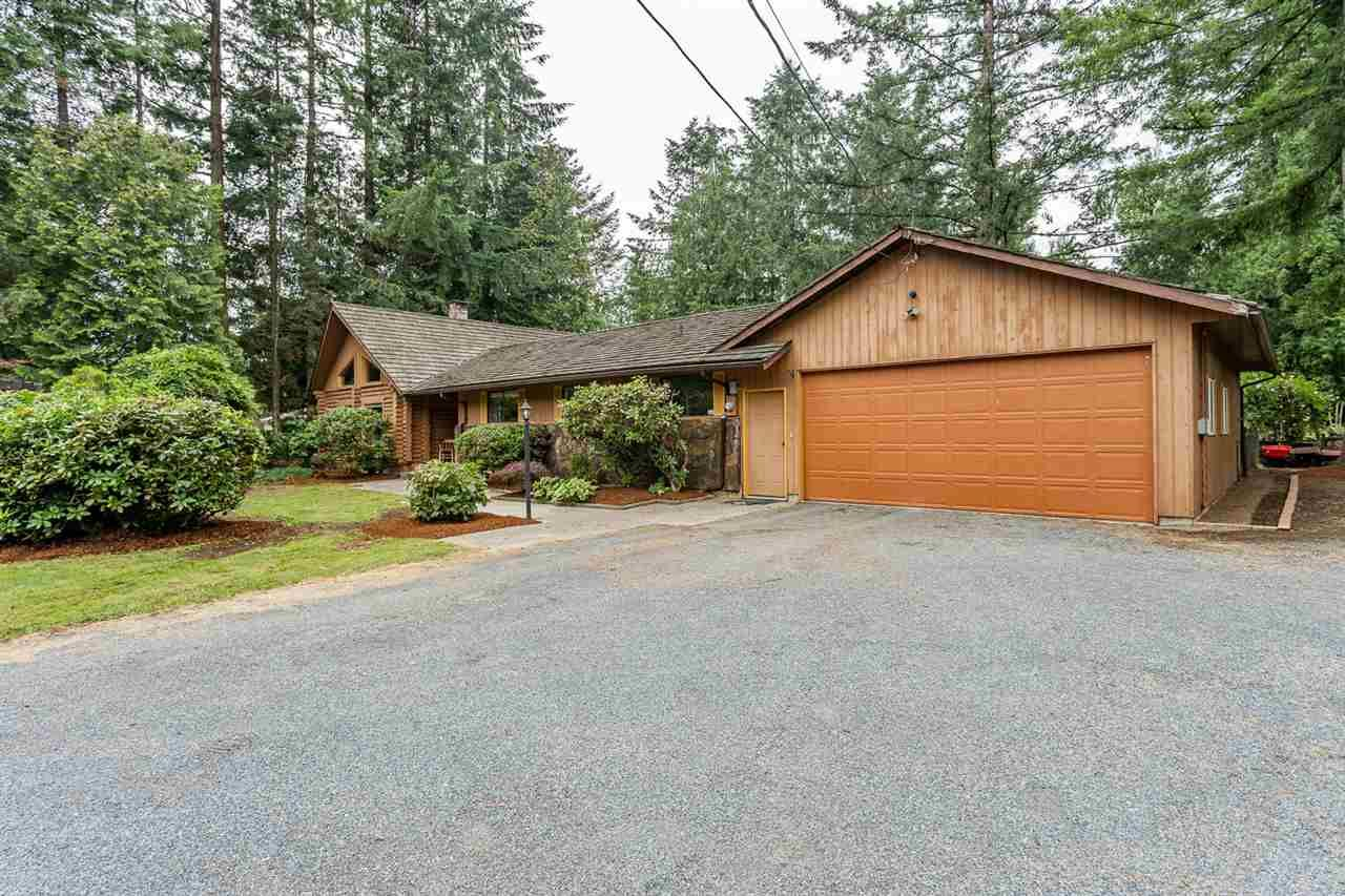 """Main Photo: 6737 SATCHELL Street in Abbotsford: Bradner House for sale in """"MT. LEHMAN"""" : MLS®# R2471740"""