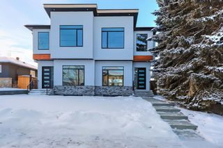 Main Photo: 1431 44 Street SW in Calgary: Rosscarrock Semi Detached for sale : MLS®# A1068202
