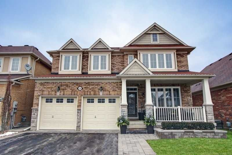 Main Photo: 129 Collie Cres in Whitchurch-Stouffville: Freehold for sale : MLS®# N4330156